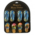 Flip Flops Fridge Magnet